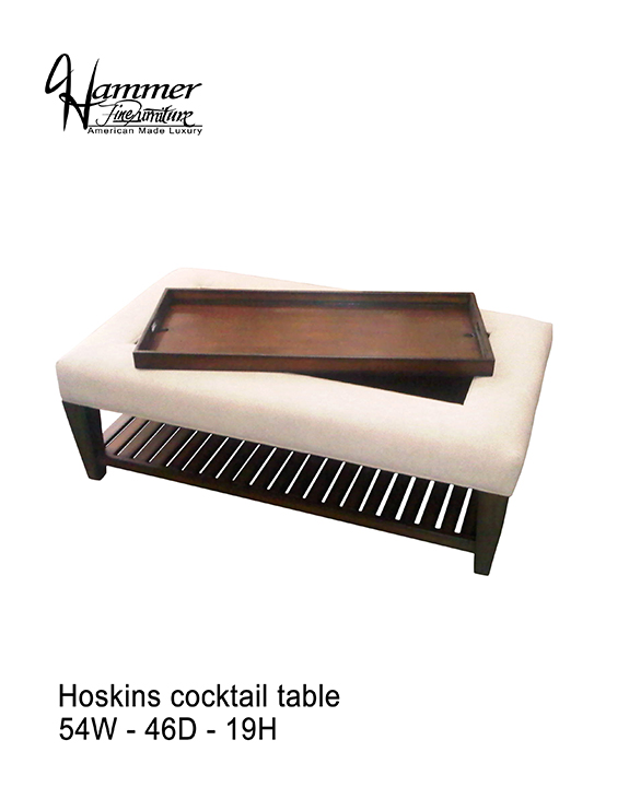Hoskins Cocktail Table