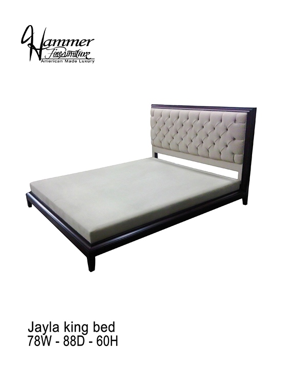 Jayla King Bed