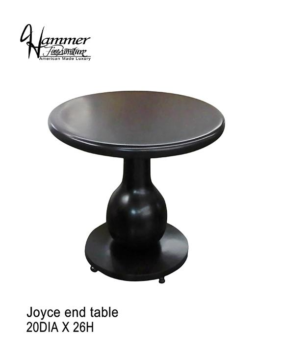 Joyce End Table
