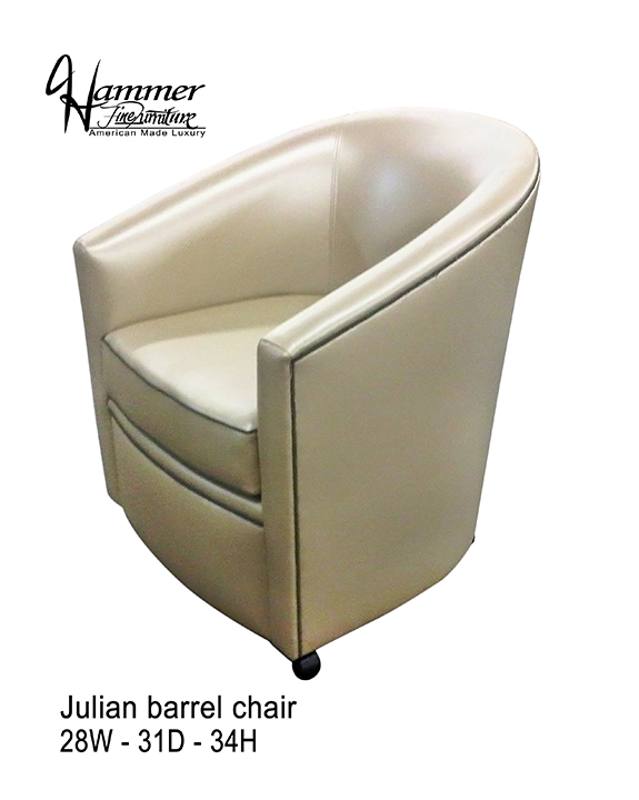 Julian Barrel Chair