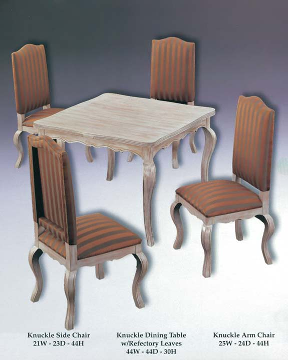 Knuckle Dining Table 2