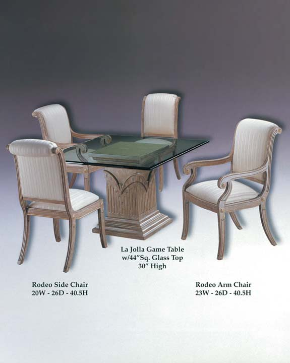La Jolla Game Table