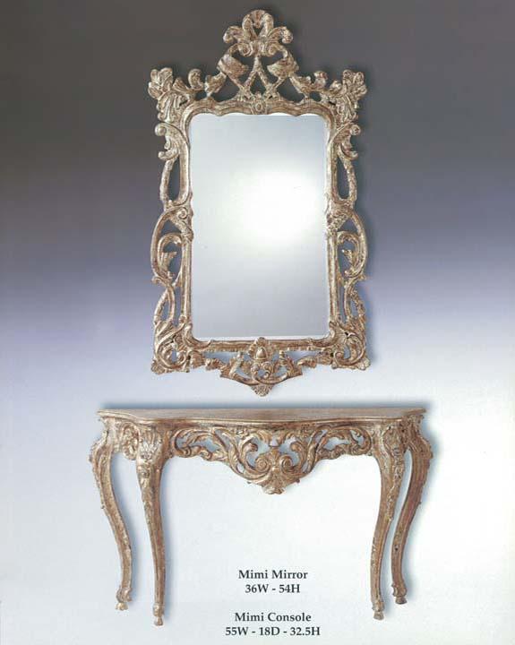 Mimi Console & Mirror