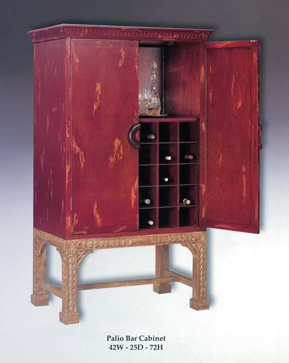 Palio Bar Cabinet