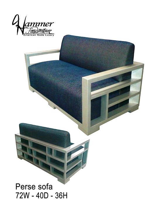 Perse Sofa