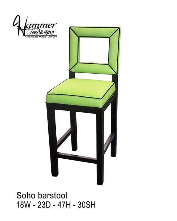 Soho Barstool