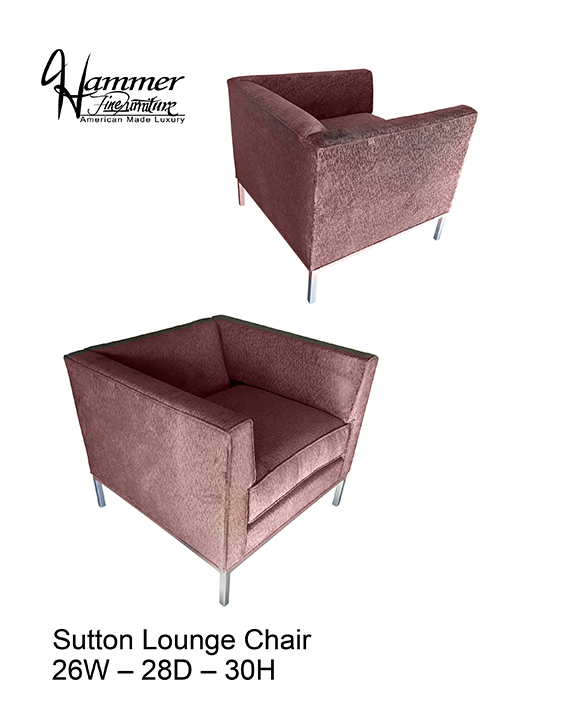 Sutton Lounge Chair