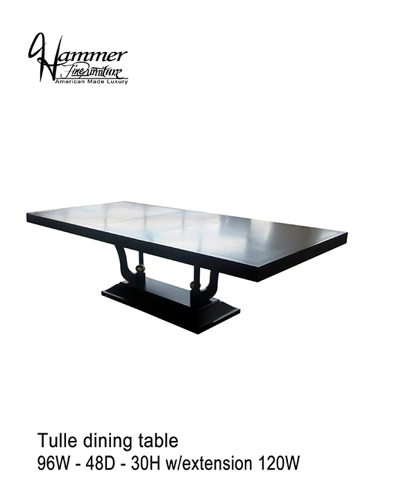 Tulle Dining Table
