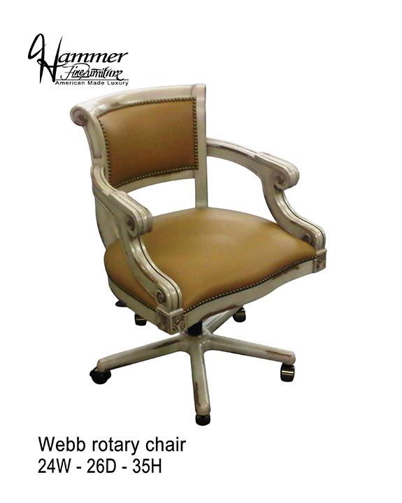 Webb Rotary Chair