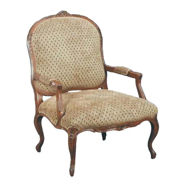 Bali Bergere Chair