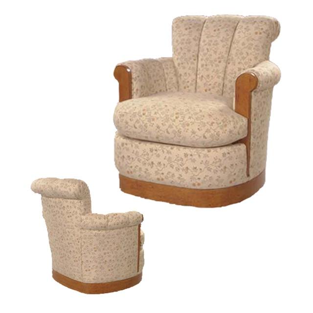 Brent Swivel Chair