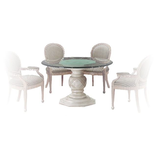 Cross Game Table