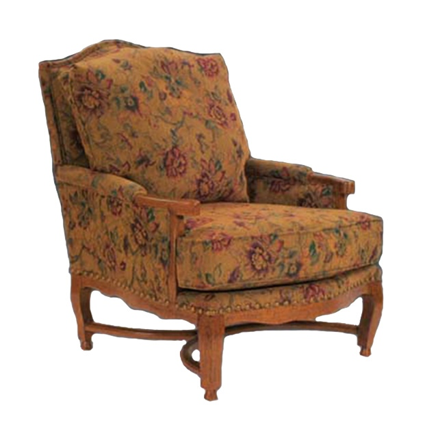 Dakota Bergere Chair