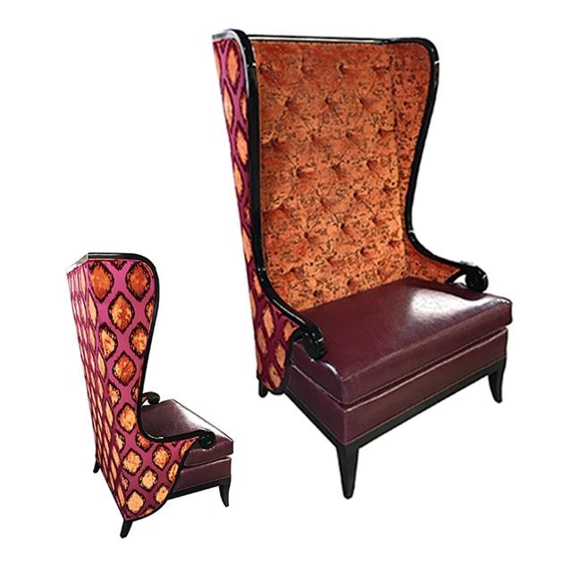 Daria Wing Chair