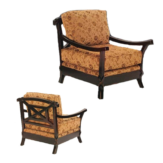 Far East Bergere Chair