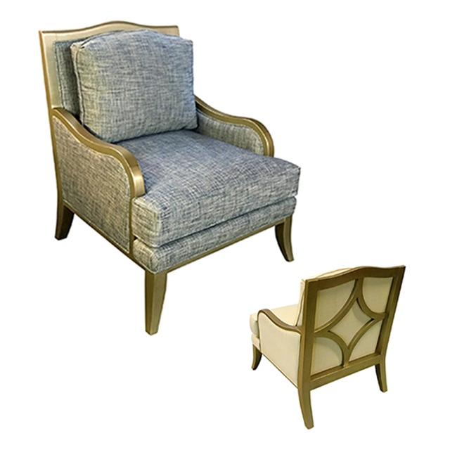 Jewel Bergere Chair