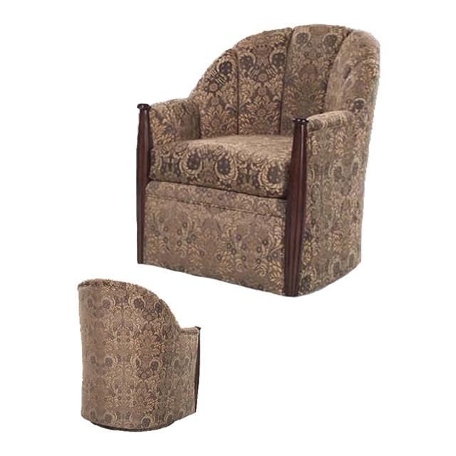Provenda Swivel Chair