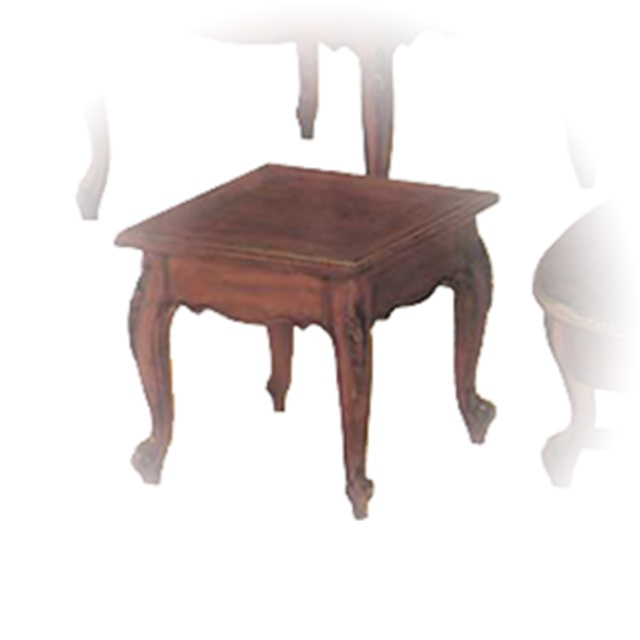 Quintessa End Table-Square