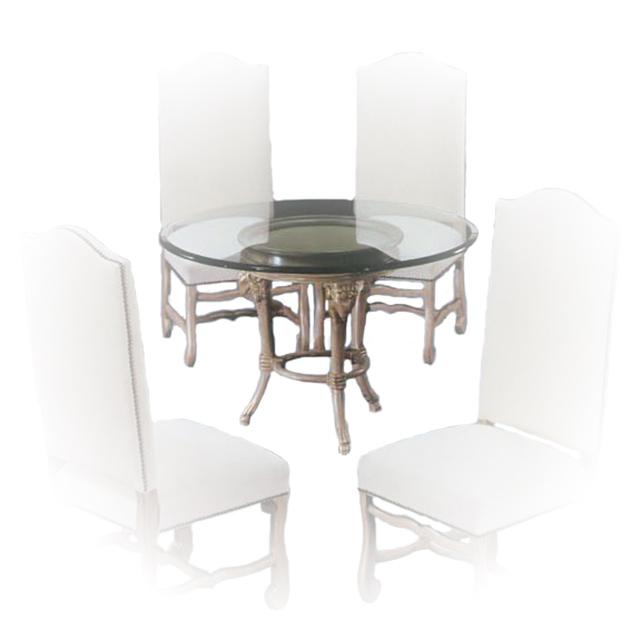 Ramshead Game Table