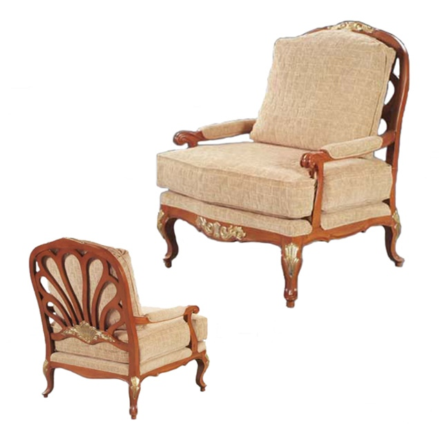 Seashell Bergere Chair