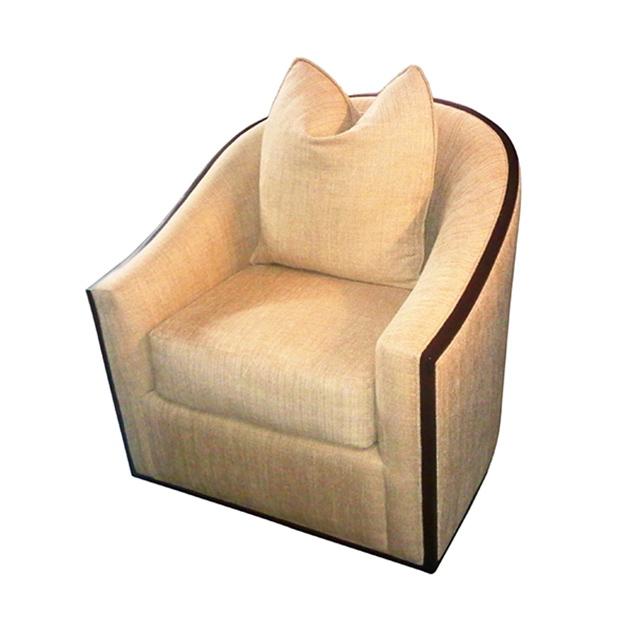 Seaside Barrel Chair