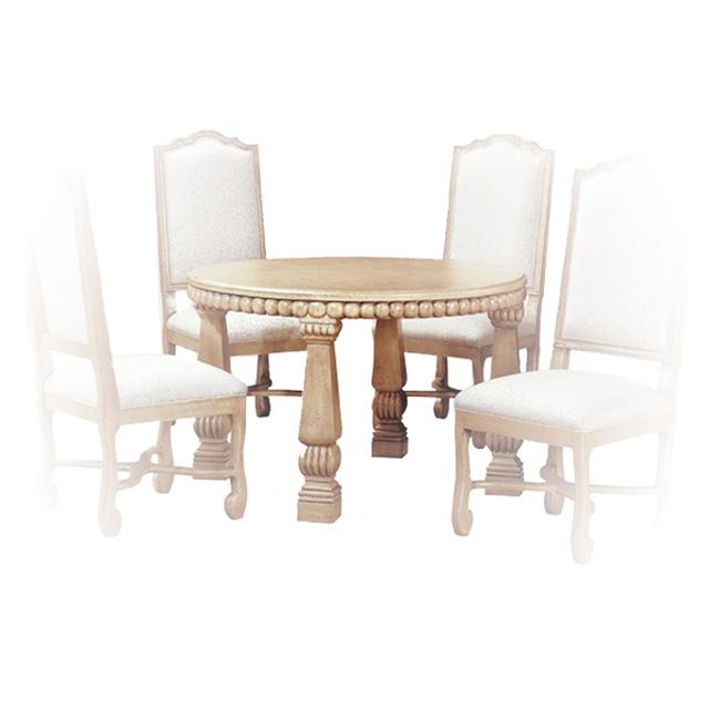 Siene Game Table-Round